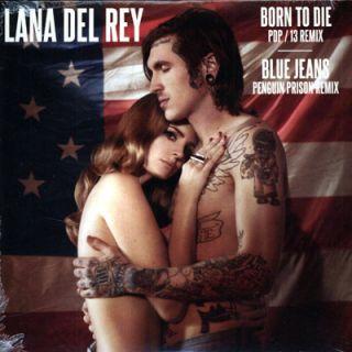 Lana Del Rey Born to Die PDP 13 Remixes 7 Vinyl New