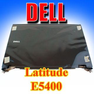 Genuine OEM DELL Laptop Latitude E5400 LCD Top Lid Rear Back Cover