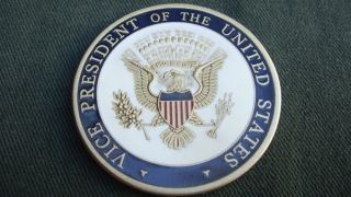House Spec Ops Vpotus Vice President Dick Cheney Challenge Coin