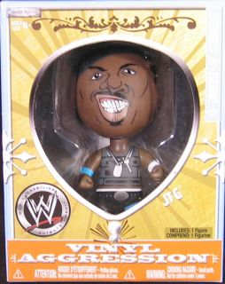 JTG Cryme Tyme Vinyl Aggression 6 WWE Jakks Toy Figure