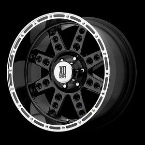 Diesel XD766 Gloss Black 22 X 11 6X5 5 Escalade Silverado QX56 Wheels