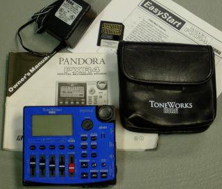 Korg PXR4 Toneworks Digital Recording Studio Pandora Multi Track 32MB