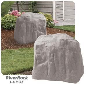 Emsco 2185 1 Emsco 2185 1 Large Resin Landscape Rock River Rock