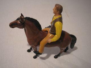 Hartland Western Cowboys Indians MATT DILLON Horse Rider Figure