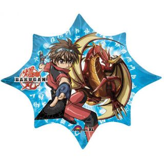 Kids Birthday Party Supplies Bakugan Theme