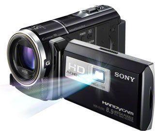 HDR PJ260V Open Box 16GB High Definition Flash Memory Camcorder