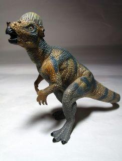 New Papo Dinosaur Toy Figure Pachycephalosaurus