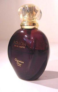 Christian Dior Perfume Bottle