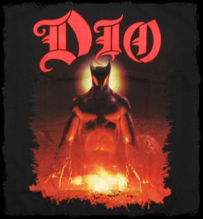 Dio   Last in Line t shirt   Official   FAST SHIP