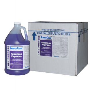 Highly Concentrated All Purpose Cleaner Degreaser 4gal