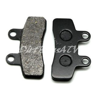 Rear Disc Brake Pads 70cc 110cc 125cc Dirt Pit Bike ATV