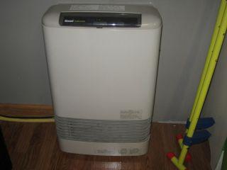 Rinnai Direct Vent Furnace LP Heater Rhfe 263FA 11 000 BTU