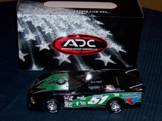 24 Scale Diecast Jamie Oldfeild Dirt Late Model
