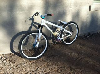 Specialized P2 Dirt Jump Bike