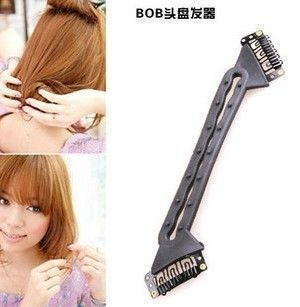 Easily Become Short Hair Bob Head Twist Dish Hair Tool Accessories