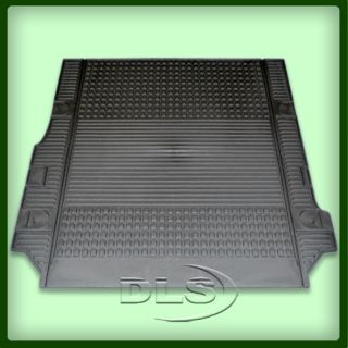 Land Rover Discovery 3 Rear Loadspace Rubber Mat OEM