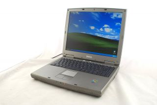 DELL LATITUDE LAPTOP IN EXCELLENT CONDITION WIRELESS READY