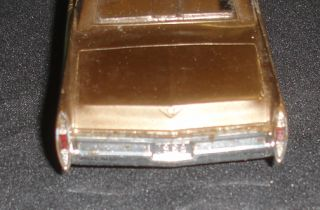 Vintage 1968 Cadillac Coupe DeVille Dealer Promo Collectors Must L K