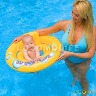 Inflatable Swimming Pool Float Tube Ring Baby Seat Swim