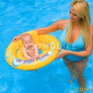 Inflatable Swimming Pool Float Tube Ring Baby Seat Swim