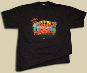 Classic retro 1960s Retro T Shirt, Eric Claptons Cream Disraeli Girl