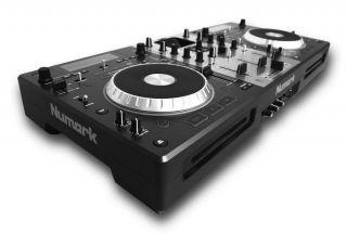 Numark Mixdeck Universal DJ MP3 CD iPod Player Controller System Brand