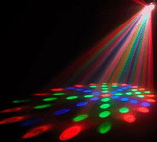 Dance Club Stage Sound Activated LED DJ Moonflower Effect Light