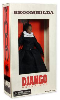 Django Unchained Series 1 8 Action Figure Assorted Case of 10 New