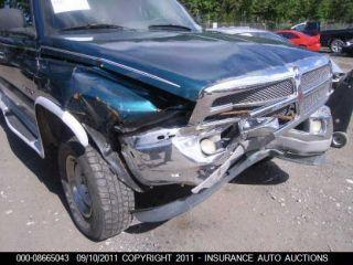 94 99 00 01 dodge ram 1500 pickup driver side front door glass