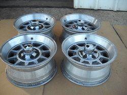 Mopar Dodge Magnum Mirada Wheels Rims 15x7 Kelsey Hayes Fury Charger