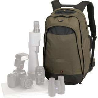 Travel 350 AW Backpack Bag Digital Camera Binoculars Laptop
