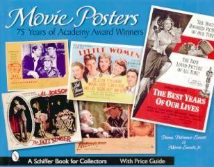 Movie Posters 75 Years Academy Award Winners