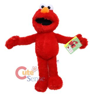 Sesame Street Elmo Plush Doll 15 Large Stuffed Toy Figure with