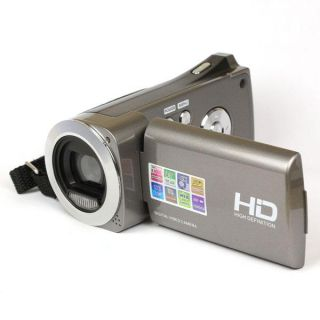 TFT LCD 8MP Digital Video Camcorder Camera DV 4X DIGITAL ZOOM DV Gray