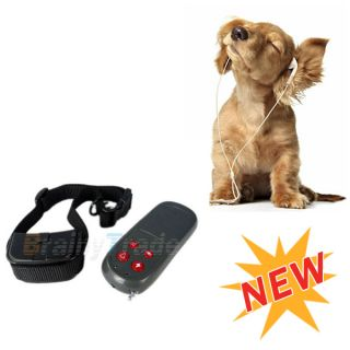 Pet Remote Control Electronic Dog Training Static Impulse Shock