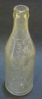 Pokegama Springs Minnesota Detroit Lakes MN vintage 7oz soda pop water