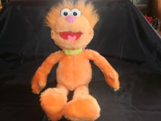 Sesame Street Zoe Doll 15 Fun Pretend Stuffed Animal Toy