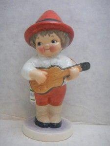 Goebel Dolly Dingle in Germany Campbell Soup Kids Grace G. Drayton
