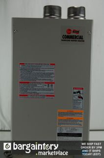 Water Heater 7 4 GPM Direct Vent Natural Gas GT 199DVN 84