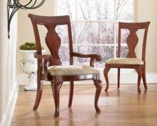 Thomasville Furniture King Street Dining Chairs Set 6