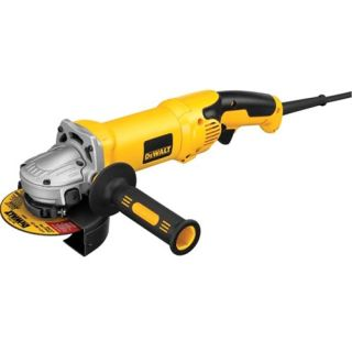 Dewalt D28115 4 1 2 5 High Performance Grinder with Trigger Grip