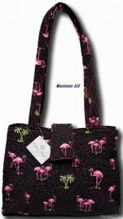 New Donna Sharp Raspberry Ice Kylie Bag Quilted Handbag