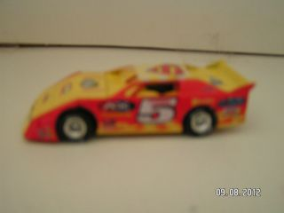 64 ADC Rodney Combs Superman Dirt Late Model Race Car Diecast