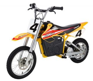Razor MX650 Dirt Rocket 36V Electric Motorcycle Bike