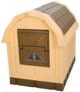 New Outdoor Large Doghouse Insulated Dog House