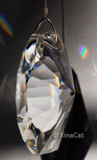 Swarovski Art 6208 28 Austrian Crystal Clear Prism NOW DISCONTINUED