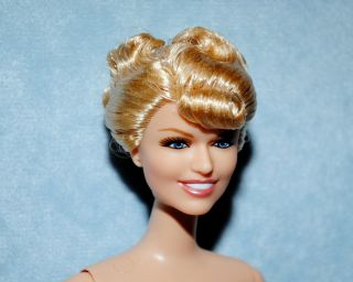 STUNNING Classy Repro NUDE Doris Day Pillow Talk Blonde Beauty BARBIE