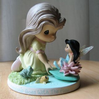 Our Friendship Goes with The Flow Disney Fairies Magic Figurine