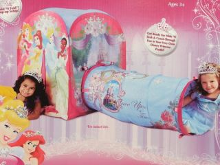 Playhuts Disney Princess Royal Fantasy Adventure Play Hut Tent w