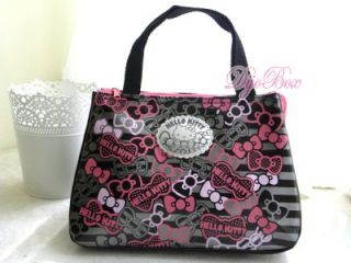 HelloKitty Fashional Insulated Lunch Box Bento Bag Cooler Warmer Tote